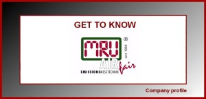 Get to know MRU