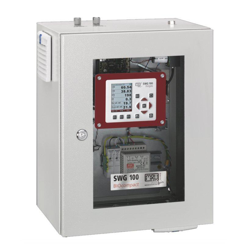 SWG-100 BIOGAS COMPACT