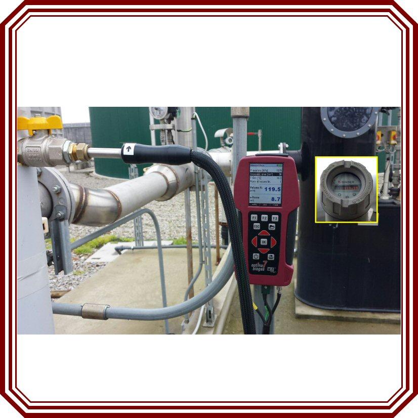Optima 7 Biogas