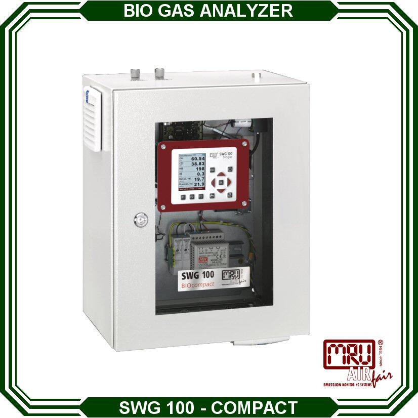 SWG 100 BIOGAS Compact Analyzer