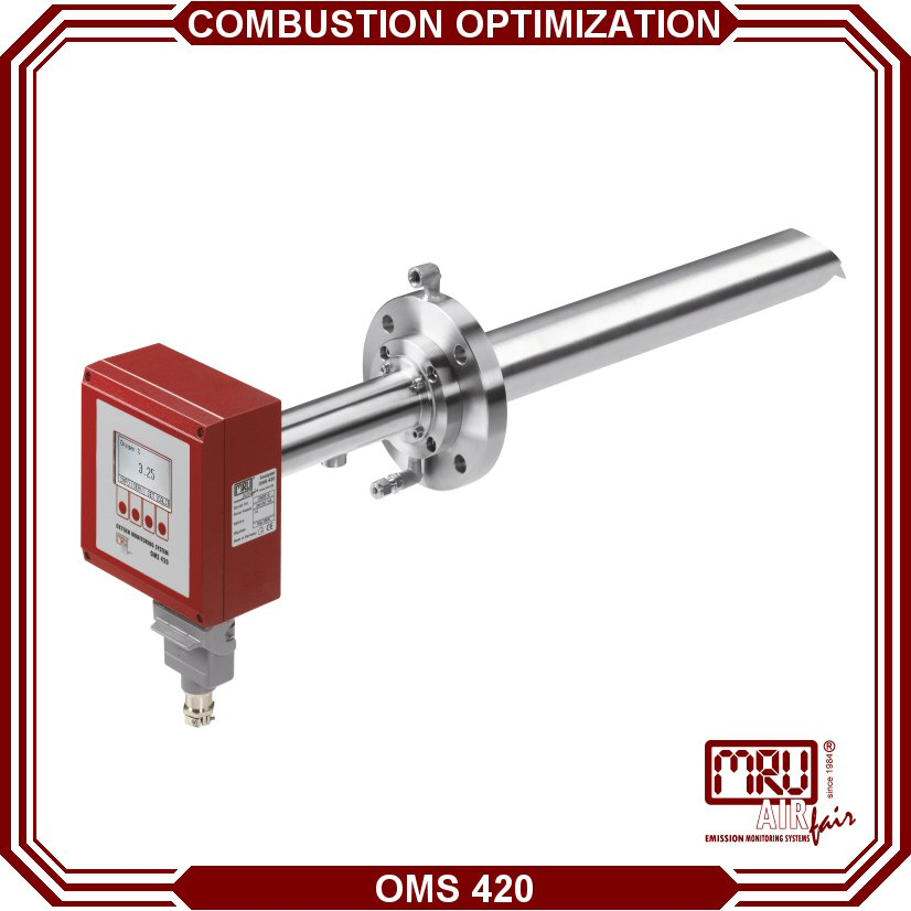 OMS 420 OXYGEN & COMBUSTIBLES MONITOR