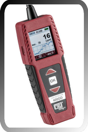 Gas detectors | Gas Analyzers and Emission Monitoring Products | MRU Air Fair