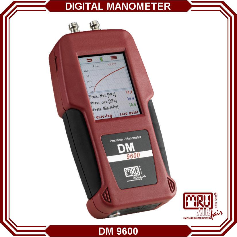 DM 9600 CHP